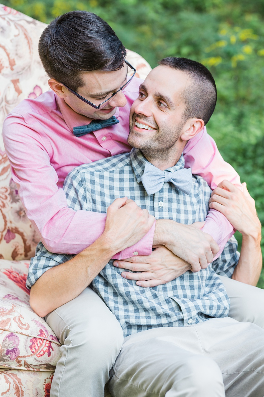 LGBTQ Maine Same Sex Engagement Photography