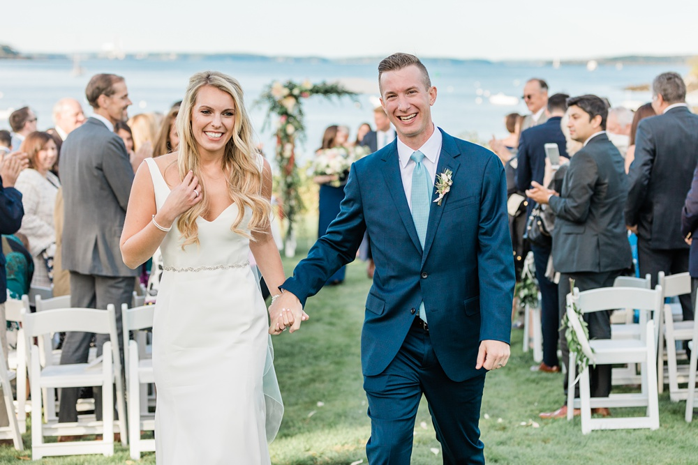 Peaks Island TEIA Maine Wedding Photography